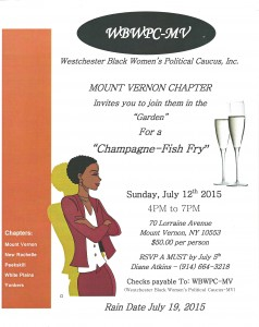 Mount Vernon 2015 Champagne - Fish Fry